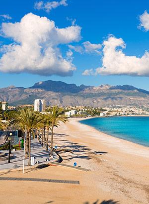 Leukste badplaatsen Costa Blanca: Alicante