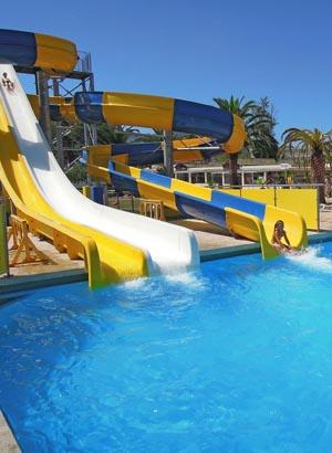 Hotels Aquapark Griekenland, Messonghi Beach