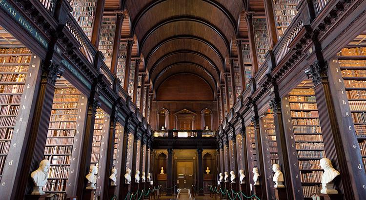 Mooiste bibliotheken ter wereld