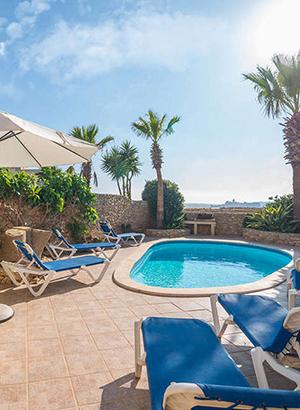 Praktische informatie Gozo: hotels