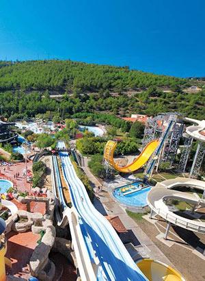 Redenen Turkije familiebestemming: hotels met waterpark
