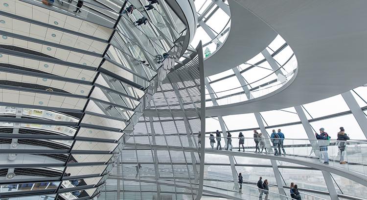Alles over de Reichstag, Berlijn