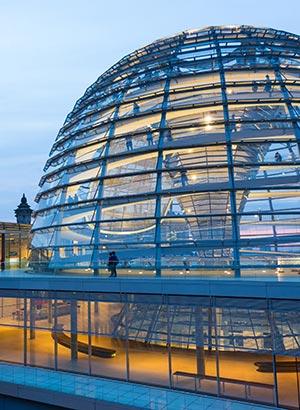 Reichstag bezoeken in Berlijn
