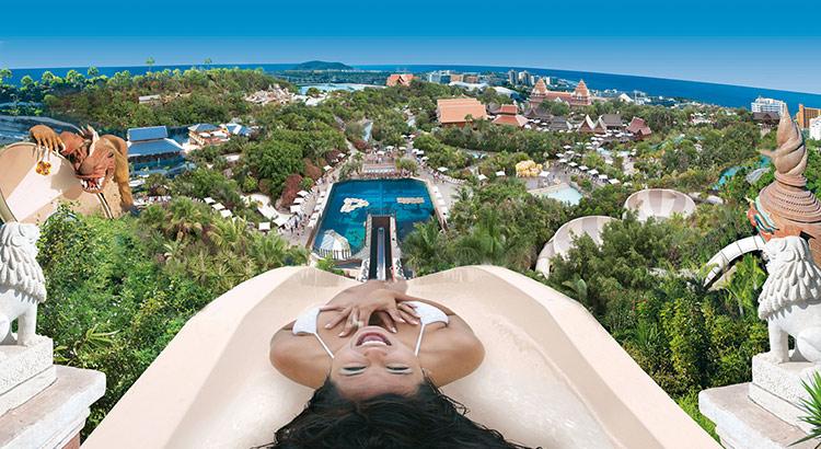 Siam Park, Tenerife: waterpark