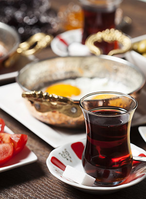 Specialiteiten Turkije: ontbijt