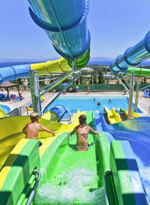 Hotels Aquapark Griekenland, SunConnect Kipriothis Aqualand
