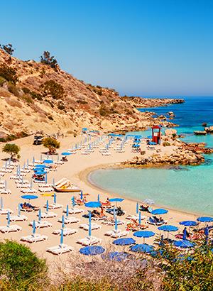 Eilanden herfstvakantie: Cyprus
