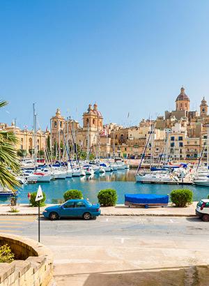 Zon in mei: Malta
