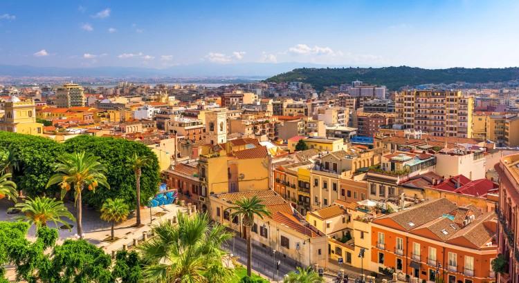 Cagliari Italiaanse parel