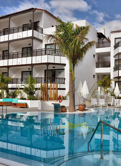 Adults only hotels Canarische Eilanden: Tenerife