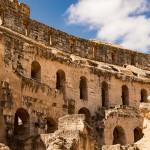 Terug naar de Romeinse tijd! Bezoek het amfitheater van El Jem