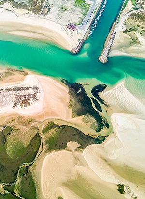 Charmant Faro, Portugal: Rio Formosa