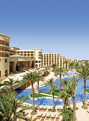 Doen in Sousse: overnachten