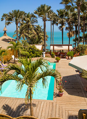 Favoriete hotels in Gambia: Ngala Lodge