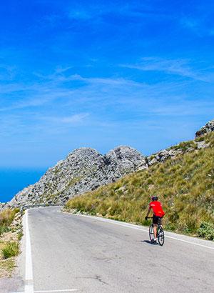 Gratis doen Mallorca: fietsen