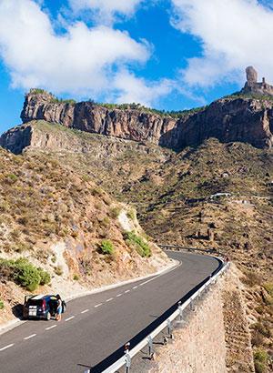 Huurauto Canarische Eilanden, Gran Canaria