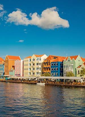 Vakantiegeld bestemmingen: Curaçao