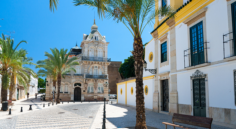 Charmant Faro, Portugal