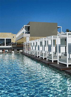Vijfsterren hotels Griekenland: kos