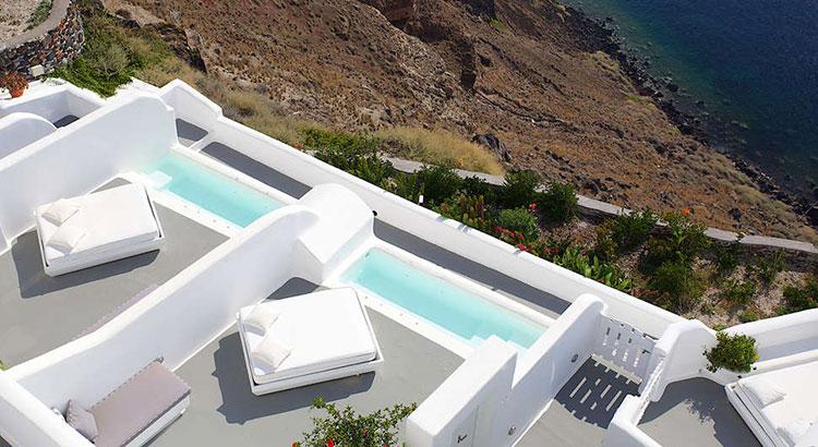 Vijfsterren hotels Griekenland