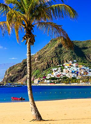 Waarom Canarische eilanden zon