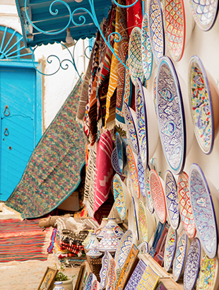 Waarom Tunesië: souvenirs