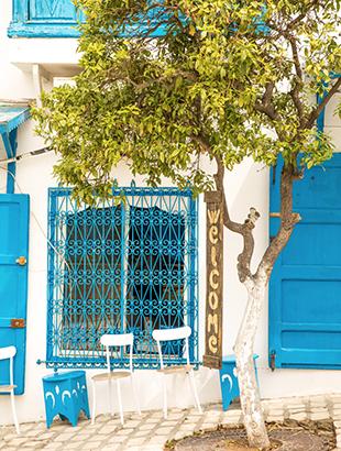 Waarom Tunesië: welkom