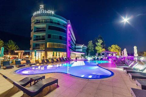 doen in ohrid, Laki Hotel & Spa