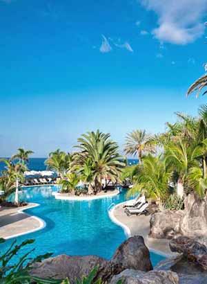 All inclusive familiehotels Tenerife, Roca Nivaria Gran Hotel Tenerife