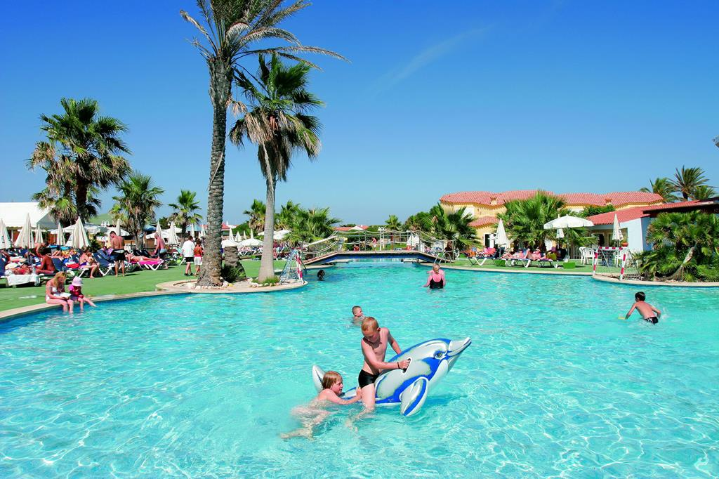 Zonvakantie juli: Menorca, Marinda Garden