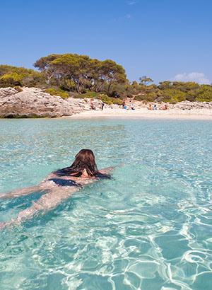 Zonvakantie in juli - Menorca