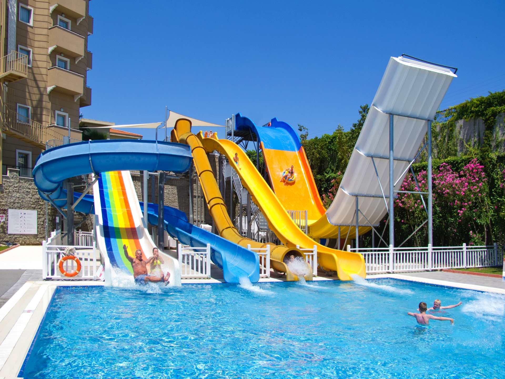Zonvakantie juli, Side Mare Resort & Spa