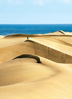 Dagtripjes & excursies Gran Canaria: duinen