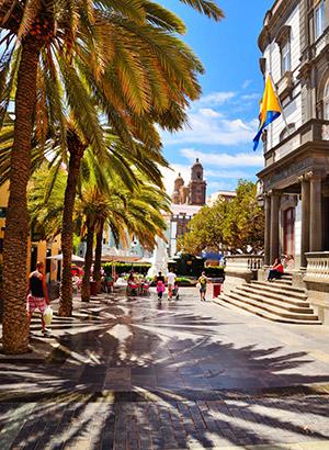 Dagtrips & excursies Gran Canaria: Las Palmas
