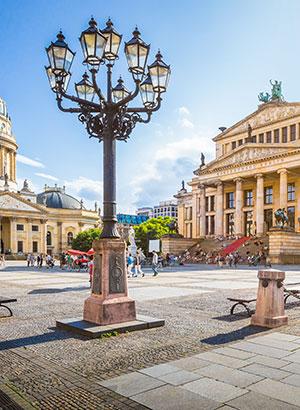 Eerste keer Berlijn, beginners: wijken