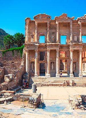 Highlights Noord-Egeïsche Kust: Efeze
