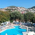 Leukste badplaatsen Samos: Samos-Stad, Paradise Hotel