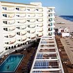 Mooiste witte dorpjes Andalusië: Cádiz, Hotel Playa Victoria