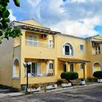 Leukste badplaatsen Corfu: Gouvia, Filippas Appartementen