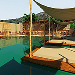 Leukste badplaatsen Samos: Pythagorion, Boutique Hotel by Doryssa