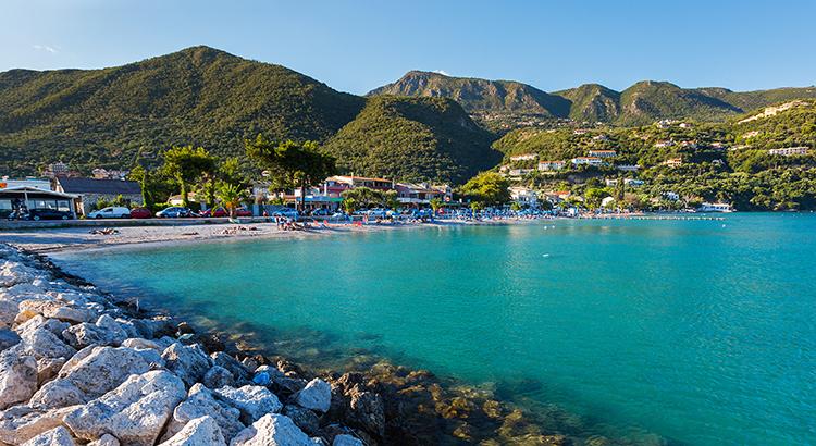 Leukste badplaatsen Corfu