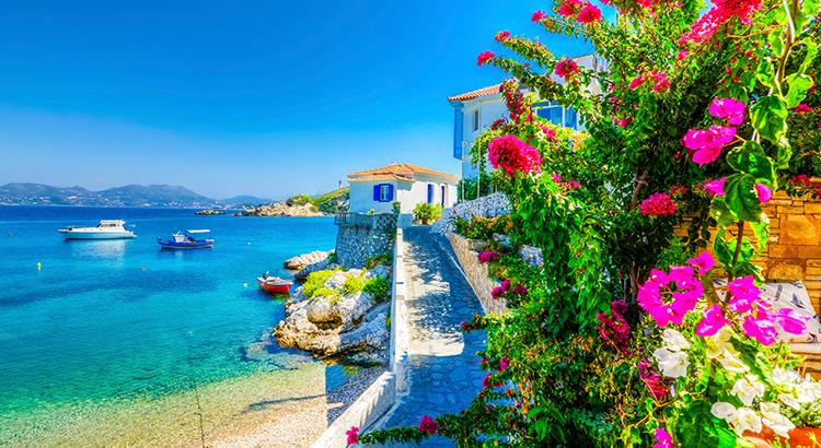 Leukste badplaatsen Samos