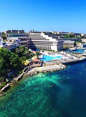 Zon september: Grand Hotel Excelsior