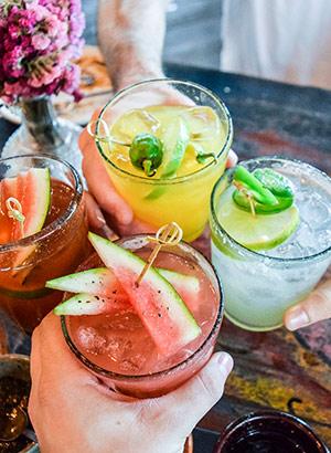 Ultieme vakantiegevoel creëren: eten & drinken