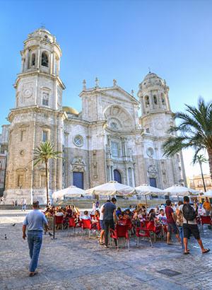 Underdog Cadiz, Andalusië