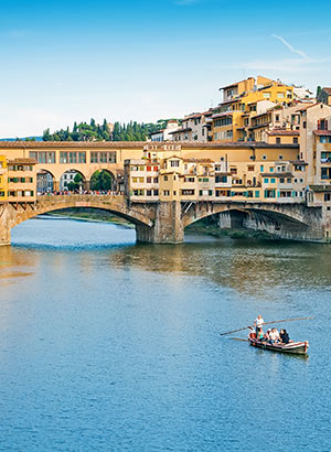 Doen in Florence, Ponte Vecchio
