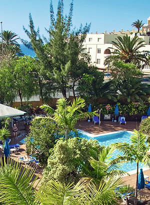 All Inclusive Canarische eilanden: Blue Sea Jandia Luz