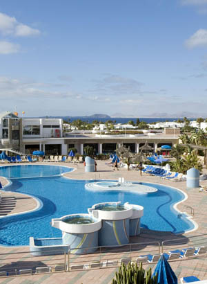 All inclusive Canarische eilanden: Club Playa Blanca Hotel