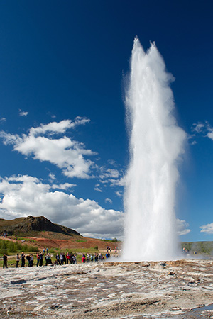 Reisgids IJsland - Geysir