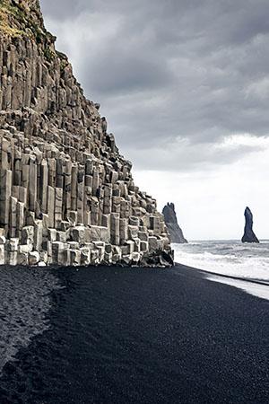 Reisgids IJsland - Zwarte stranden